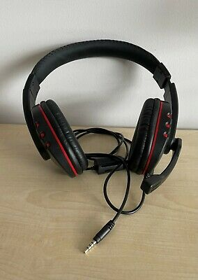 AU10.71 • Buy Gaming Headsetfor PS4 Xbox One, JAMSWALL 3.5mm Wired Over-head Stereo Gaming
