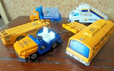 $6.85 • Buy International Airport Collection Of 5 Vehicles - Welly? (collection 1)