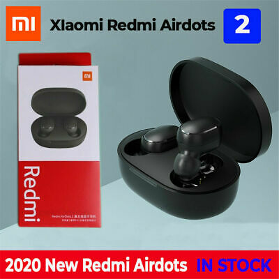 $ CDN7.50 • Buy New 2021 Original Xiaomi Redmi Airdots 2 TWS Earphone Wireless Bluetooth 5.0