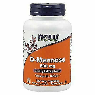 AU11.88 • Buy D-Mannose 500 Mg Healthy Urinary Tract ~ Sealed