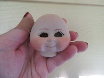 $ CDN12.54 • Buy Porcelain Doll Making And Repair Parts Head  2.5  Cabbage Patch Look