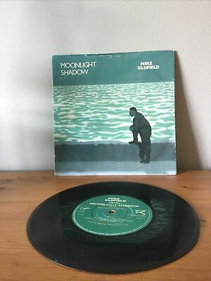 "£1.75 • Buy Mike Oldfield Moonlight Shadow 7"" Vinyl Single"