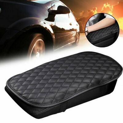 AU12.29 • Buy Car Armrest Cushion Cover Center Console Box Pad Protector Universal Accessories