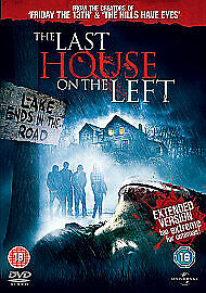 £2.49 • Buy The Last House On The Left : Extended Extreme Version DVD : NEW & SEALED