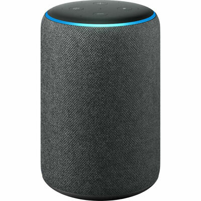 AU111.15 • Buy Brand New Amazon Echo Plus (2nd Gen) -  With Built-in Smart Home Hub - Charcoal