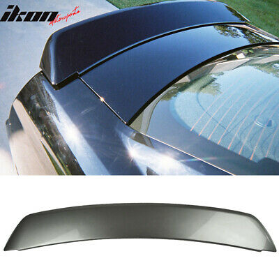 $122.99 • Buy Fits 05-09 Mustang OE Factory Painted # ZY Vapor Silver Metallic Trunk Spoiler