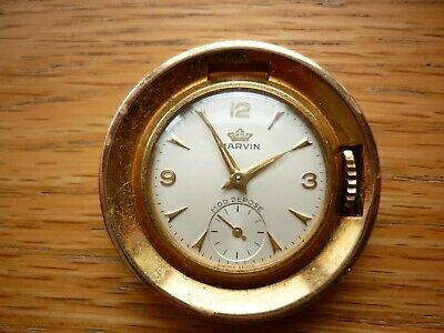 £65 • Buy Marvin Tyre Manual Watch Mid 1950s