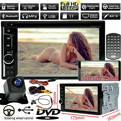 $131.20 • Buy Fit 05 06 07 DODGE MAGNUM CHARGER BLUETOOTH TOUCHSCREEN DVD CD Car Radio Stereo