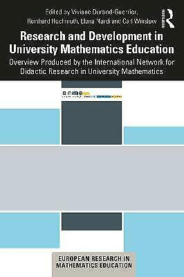 £31.68 • Buy Research And Development In University Mathematics Education Overview Produced B