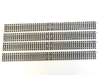 £9.99 • Buy Hornby R601 Double Straight 335mm X 4 Lengths (look)