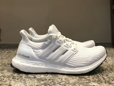 $ CDN136.60 • Buy Adidas Women's UltraBoost Running Shoes All White Size 9.5 US $180