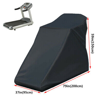 AU35.56 • Buy Treadmill Protective Cover Waterproof Dustproof Sports Running Machine Cover