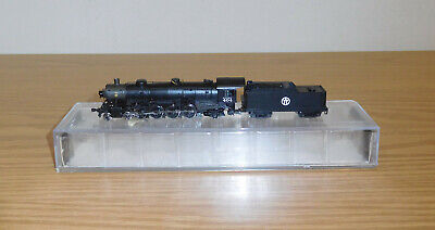 AU90.42 • Buy N Scale Gauge Spectrum New York Ontario Western 4-8-2 Mountain Steam Locomotive