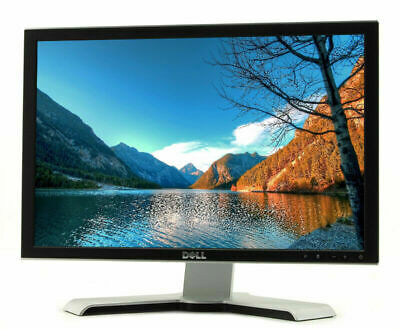AU105 • Buy  NEW  Dell UltraSharp 2009W 20  Professional Widescreen LCD Monitor USB,DVI, VGA