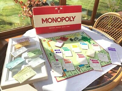 £24.99 • Buy Classic Monopoly Board Game (Complete And Boxed)