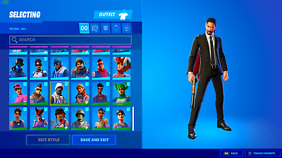$ CDN73.74 • Buy Fn Account 82 Skins Full Acces