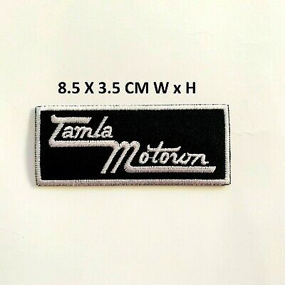 £1.99 • Buy Tamla Motown Classic Logo Patch Embroidered Iron On Sew On Patch Badge N-133