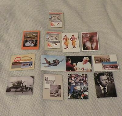 $13.95 • Buy Southwest Airlines Historical Card Pack Nip Boeing 737 2000 Herb Ronald Mcdonald