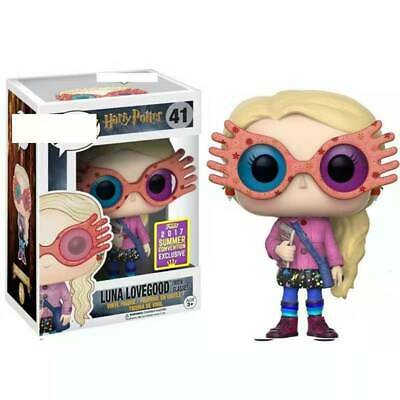 Funko POP!Harry Potter 41# Luna Lovegood Action Figures Exclusive Collection Toy • 11.99£