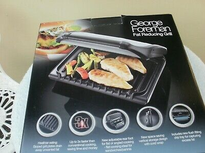£23.99 • Buy George Foreman Family Fat Reducing Grill