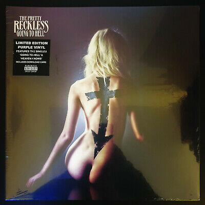 £42.99 • Buy THE PRETTY RECKLESS - GOING TO HELL Limited Edition PURPLE Coloured Vinyl LP