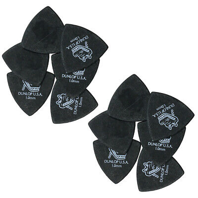 $ CDN14.94 • Buy Dunlop Guitar Picks Gator Grip Small Triangle 1.0mm 12-pack