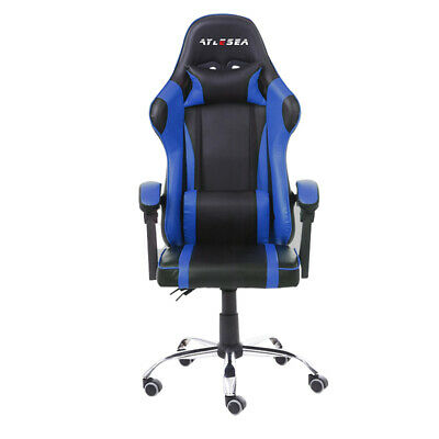 AU95.99 • Buy Gaming Chair Office Executive Computer Game Chairs Seating Racing Recliner AU