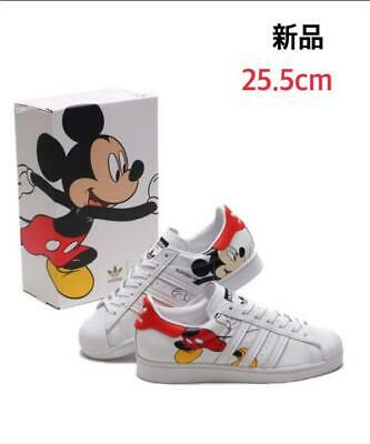 $ CDN350.22 • Buy Men 7.5Us Adidas Superstar Disney Collaboration/Mickey Mouse