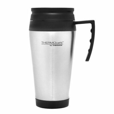 AU14.95 • Buy THERMOS 400ml Stainless Steel Outer Foam Insulated Travel Mug! Coffee Tea Etc
