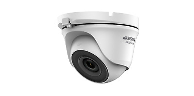 £24.59 • Buy HiLook Hikvision THC-T140-M HD 4 MP Dome Turret Camera 20m IR IP66 4 In 1 Video