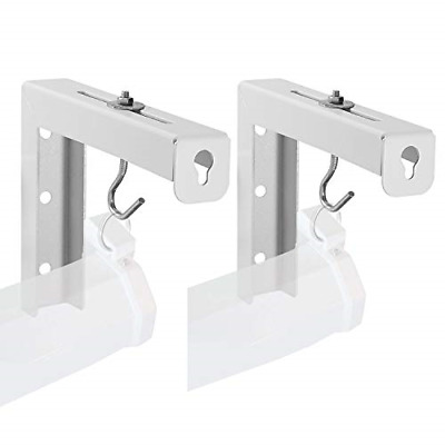AU25.10 • Buy Universal Projector Screen L-Bracket Wall Hanging Mount 6 Inch Adjustable With