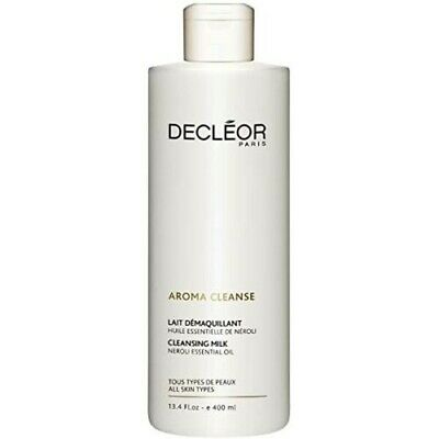 £28.50 • Buy Decleor Aroma Cleanse Cleansing Milk Neroli Essential Oil Super Size 400ml