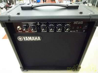 £80.82 • Buy YAMAHA Guitar Small Amp GA15II 2 Channel Specifications  From Japan