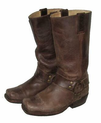 £28.07 • Buy   Sancho   Ladies- Biker Boots/Western- Boots IN Braun Approx. Size 37 To 37,5