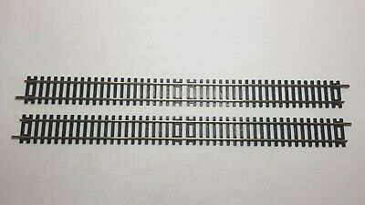 £4.50 • Buy 2 X Hornby Double Straight Track, 2 X R601, 335mm, HO OO (st-201 36-601)
