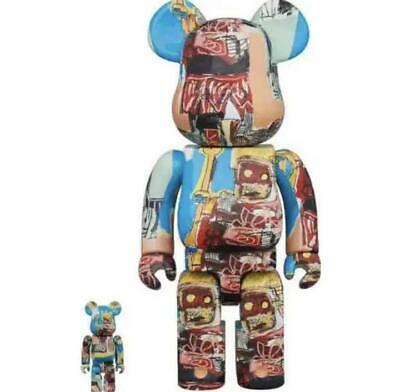 $287.71 • Buy Bearbrick  Basquiat 400 Barebrick