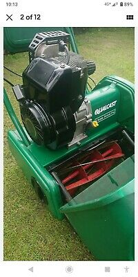 £235 • Buy  Qualcast Classic 35s  Cylinder Roller Mower