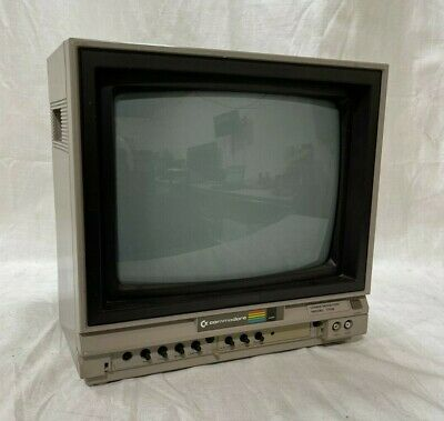 £318.59 • Buy Vintage Commodore 1702 Video Monitor