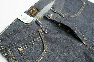 £67.26 • Buy NEW Lee 101z Dry Jeans 29W/31L (Tag 28/32) Lefthand Twill 13.75oz Japan Selvedge