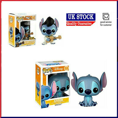 £10.99 • Buy Funko Pop Lilo & Stitch Elvis Presley Action Figure Collection Model Toy Gift