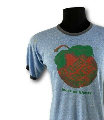 $ CDN42.46 • Buy Vintage 70's RUSSELL ATHLETIC Peachtree Corners Road Race Tri-Blend Tee T-Shirt
