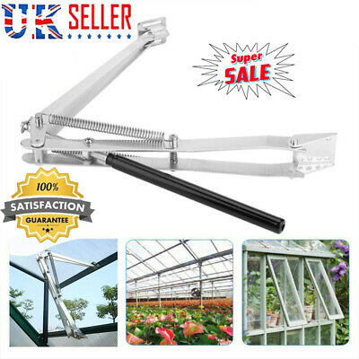 £20.15 • Buy Greenhouse Automatic Window Opener Double Spring Temperature Control Accessories