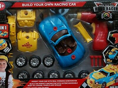 £10.99 • Buy Build Your Own Racing Car