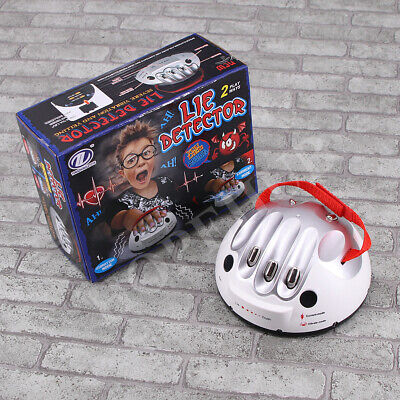 £17.85 • Buy Electric Shock Lie Detector Polygraph Test Tricky Funny Adjustable Adult Micro