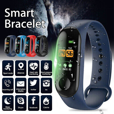 AU13.88 • Buy Kids Activity Tracker Smart Watch Teens Pedometer For Fit Bit Style Sports.