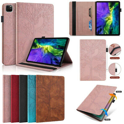 AU21.39 • Buy For IPad 5/6/7/8/9th Gen Air 2 3 Mini Pro 11 2021 Leather Stand Smart Case Cover