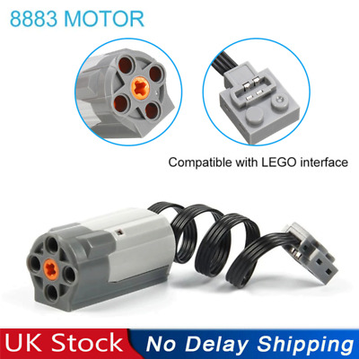 £6.78 • Buy Technic Power Functions M Motor 8883 Electric Train For LEGO Block Toy Part UK