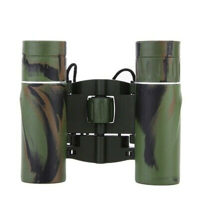 £6.71 • Buy 8 X 21 Foldable Telescope Binoculars Pocket Size With Fully Multi Coated Compact