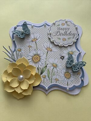 £1.90 • Buy 1 Flower And Butterfly Card Topper