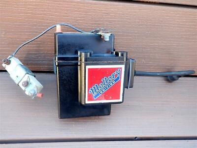 AU39.99 • Buy Vintage Mallory Hot Rod Coil Voltmaster Mark II 28675 1960's Muscle Car WORKING!